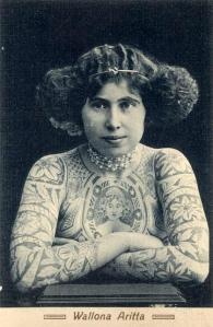 'Wallona Aritta